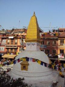 buddha stuppa